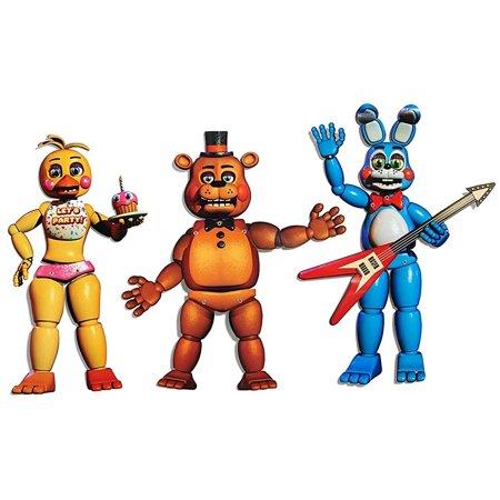 Five Nights at Freddys Free Hugs Freddy Fazbear Keychain, Five Nights At Freddy