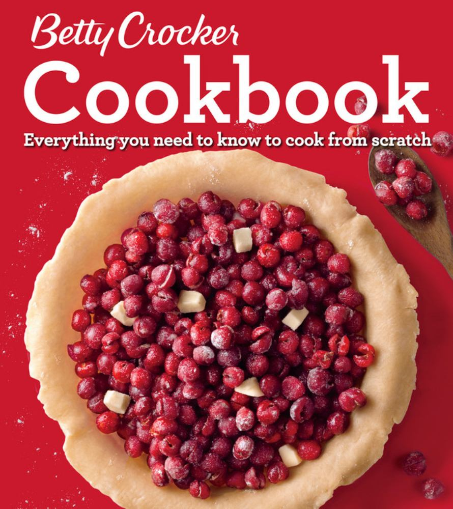 Betty Crocker Cookbook, 12th Edition : Everything You Need to Know to Cook from Scratch