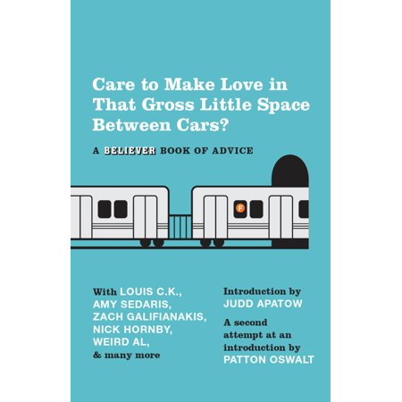 Care To Make Love In That Gross Little Space Between Cars? - Audiobook](Thats Gross)