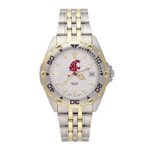 NCAA - Washington State Cougars Men's All Star Bracelet Watch