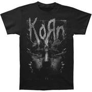 Korn Men's  Third Eye T-shirt Black