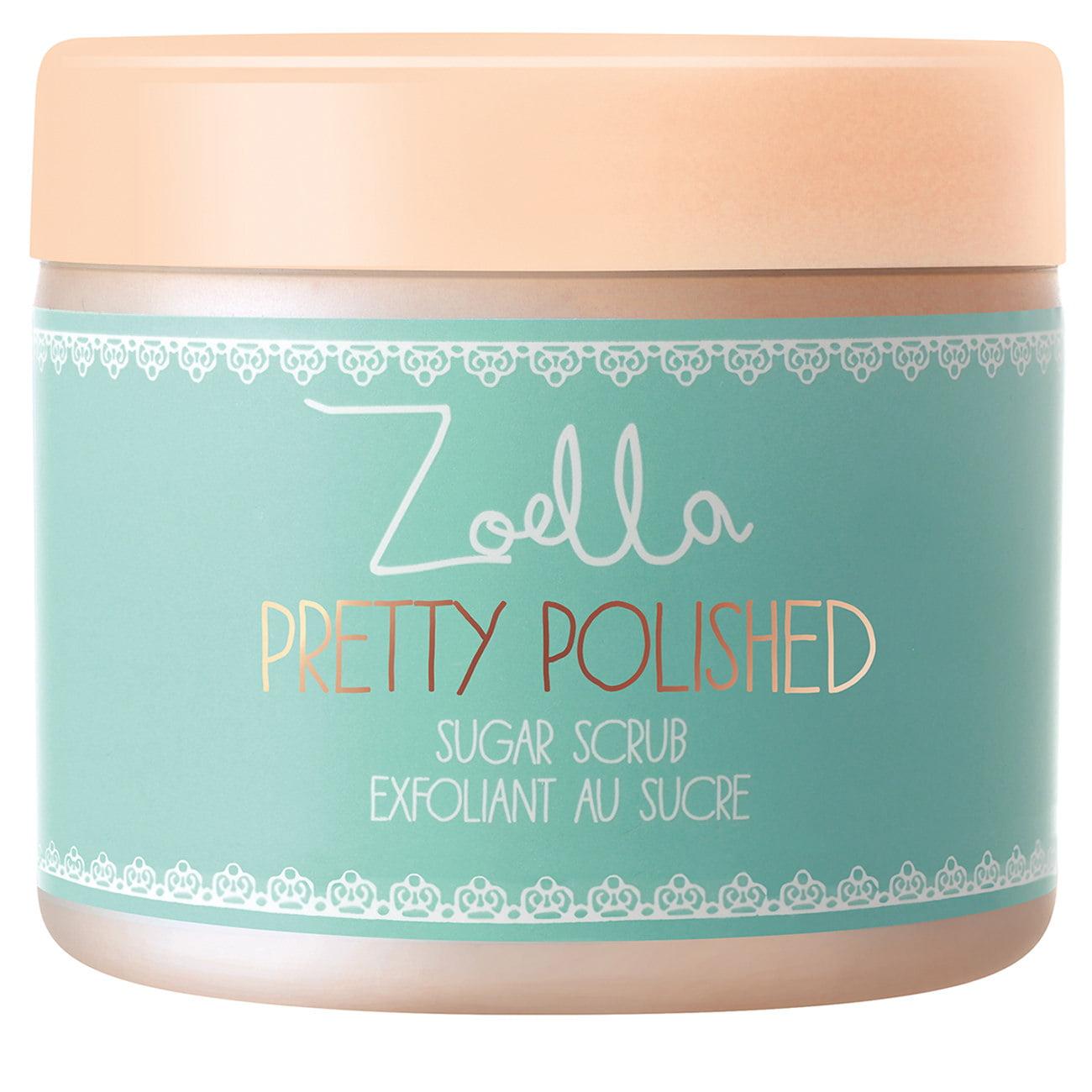 Zoella Beauty Pretty Polished Sugar Scrub 9.8 oz.