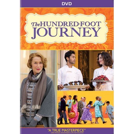 The Hundred-Foot Journey (DVD) (Yes Journey To The Center Of The Earth)