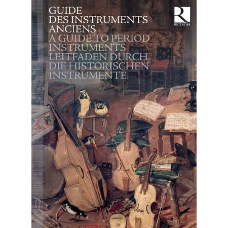 Ricercar: Guide to Period Instruments / Various (CD)