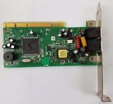 Dell Dimension E310 56K V.92 PCI Modem Fax Card- 1220C -Refurbished