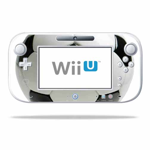 Mightyskins Protective Vinyl Skin Decal Cover for Nintendo Wii U GamePad Controller wrap sticker skins
