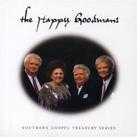 Crabb Family Southern Gospel (Southern Gospel Treasury: The Goodman Family)