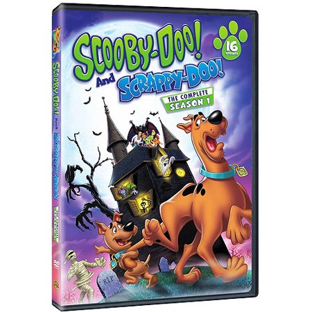 Scooby Doo  And Scrappy Doo   The Complete Season 1  Full Frame