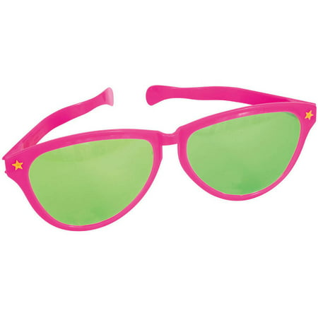 Giant Hot Pink Novelty Sunglasses ()