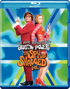 Austin Powers: The Spy Who Shagged Me (Blu-ray) by New Line Home Video