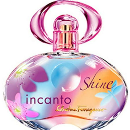Salvatore Ferragamo Incanto Shine Eau De Toilette Perfume for Women 3.4 - Shine Perfume