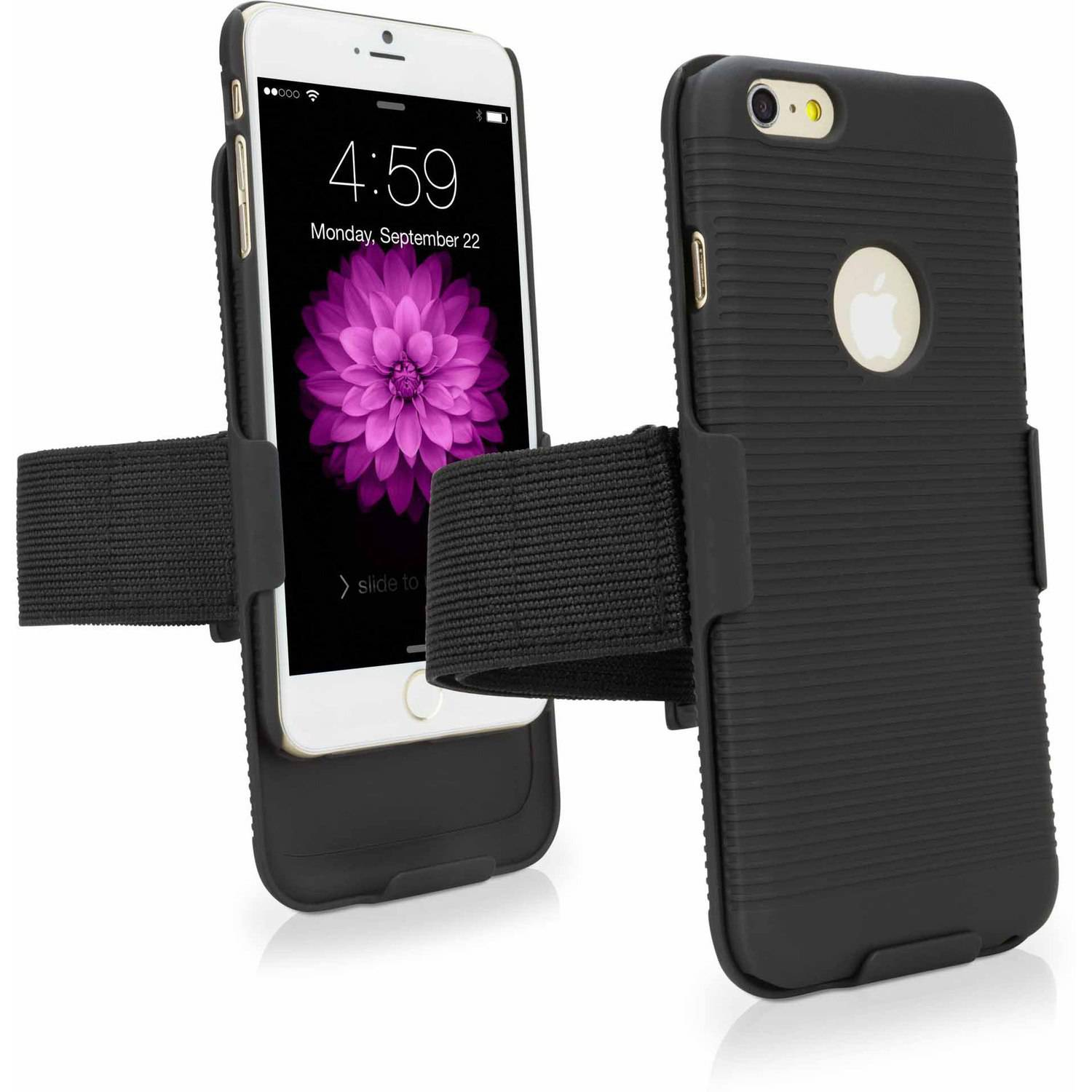 BoxWave Armband Holster for Apple iPhone 6 Plus/6s Plus