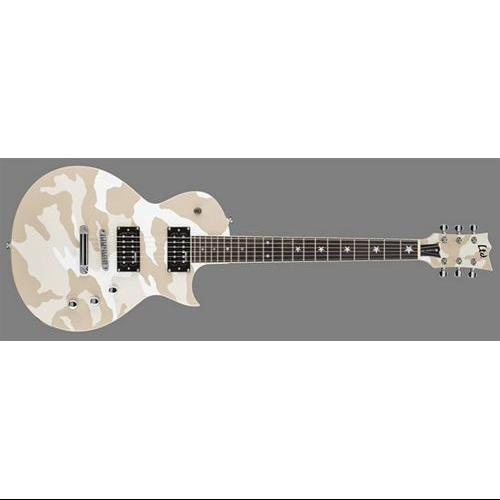 ESP LTD WA-200 Willie Adler Signature Electric Guitar (White Camo) by ESP