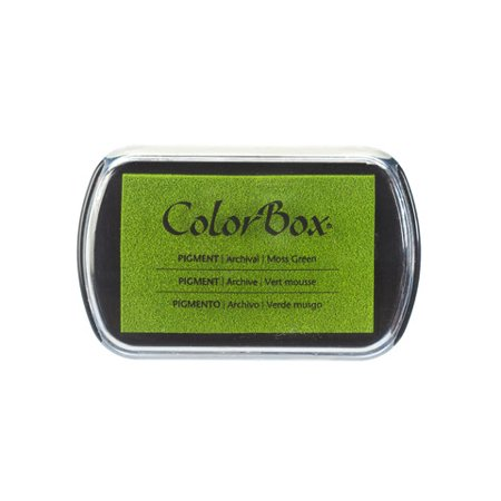 ColorBox Full Size Ink Pad Moss - Ink Pad Light