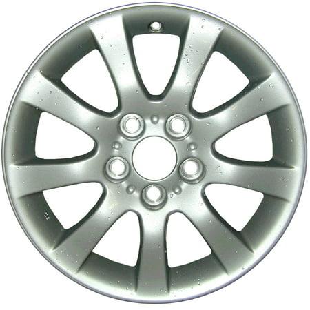 2002-2003 Lexus ES300  16x6.5 Aluminum Alloy Wheel, Rim Bright Silver Full Face Painted - 74162