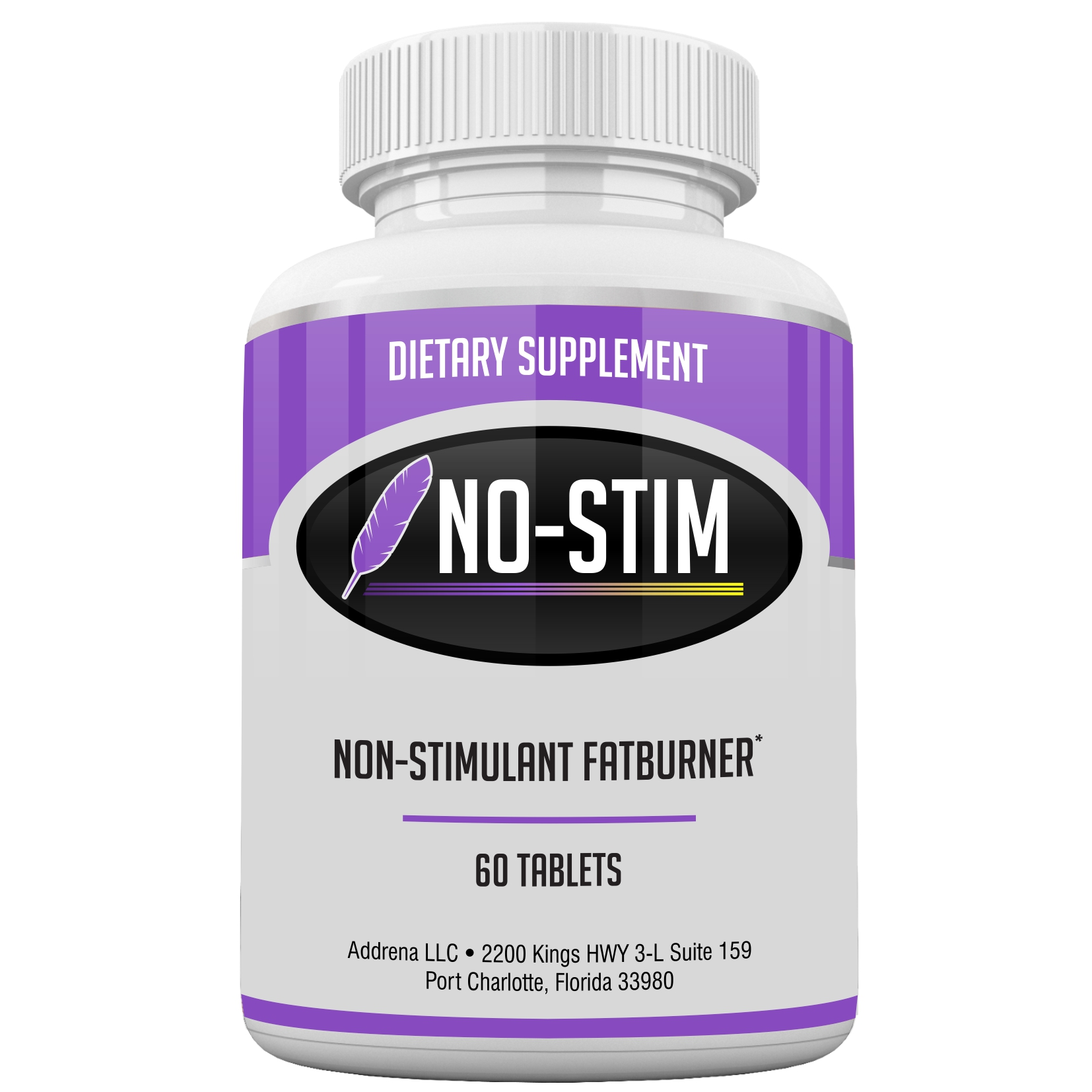 Non Stimulant Fat Burner Diet Pills That Work No Stimulant Appetite Suppressant Best Caffeine Free Weight Loss Supplement For Women Men Natural