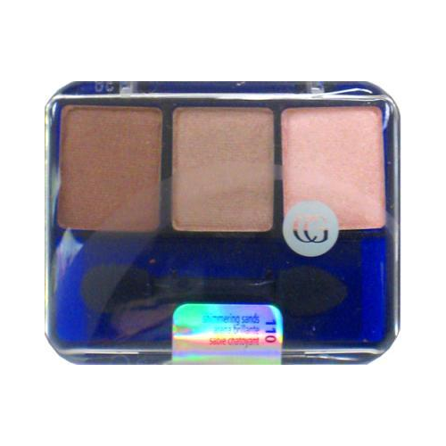 CoverGirl Eye Enhancers Shadow 3 Kit, Shimmering Sands 110, 0.14 Ounce