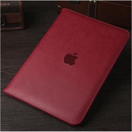 Hot Soft Leather Smart Stand Case Cover For iPad Air Pro & Mini 1 2 3 iPad 2 3 4,Khaki/Brown/Black/Blue/Rose (Best Cover For Ipad Pro 12.9)