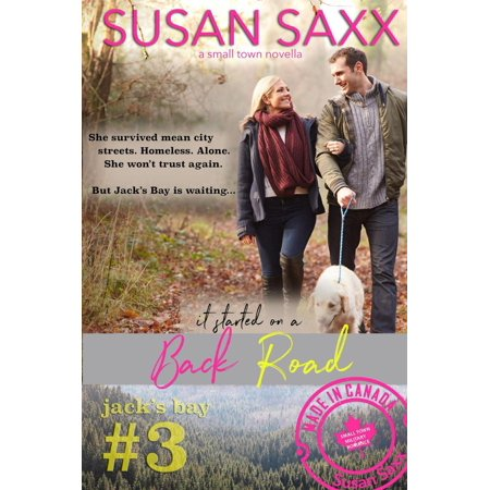 Small Bay - It Started on a Back Road: Small Town Military Romance - eBook