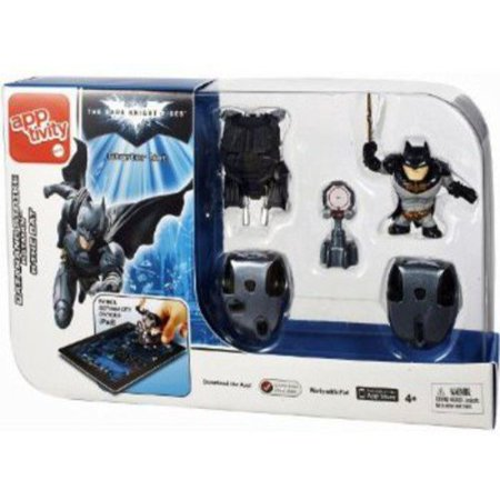 Batman The Dark Knight Rises Apptivity The Dark Knight Starter Set (Batgirl Dark Knight)