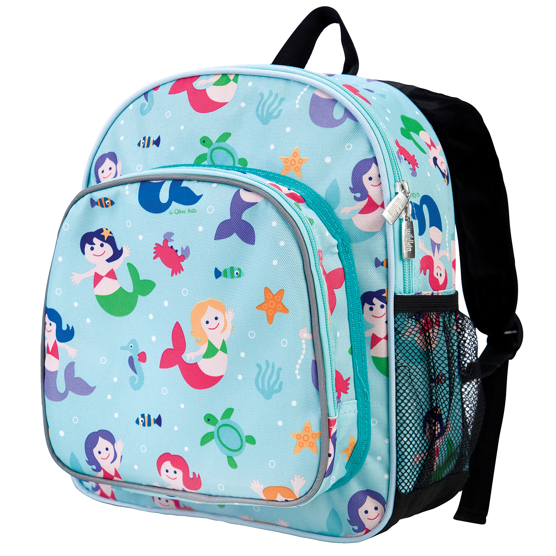 Olive Kids Mermaids 12 Inch Backpack