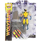 Diamond Select Toys: Marvel Select - Wolverine Action Figure