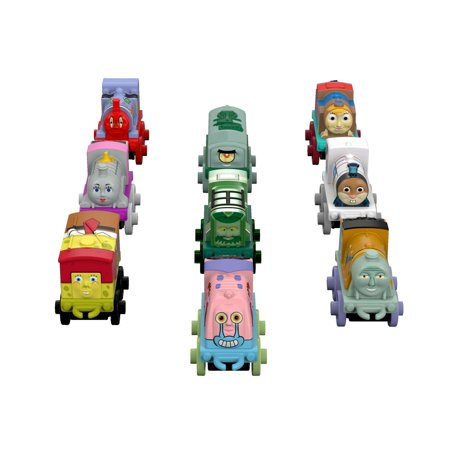 Thomas & Friends MINIS SpongeBob Squarepants - Spongebob 24
