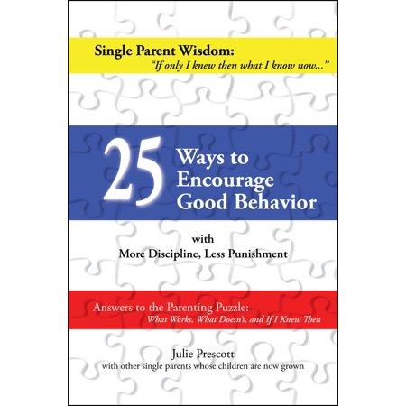 25 Ways to Encourage Good Behavior - eBook