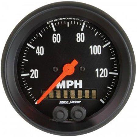autometer 2680 z-series gps speedometer