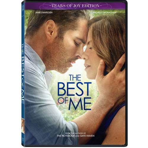 BEST OF ME (DVD/WS-2.40/ENG-SDH-SP SUB)