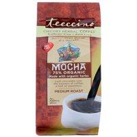 Chicory Herbal Coffee, Mocha, Medium Roast Coffee, Caffeine Free, 11 oz (312 g)