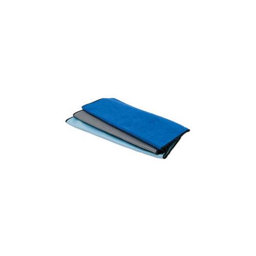 RoadPro RPCS03 12 x 16 Multi-Purpose Microfiber Towel, Pack of 2