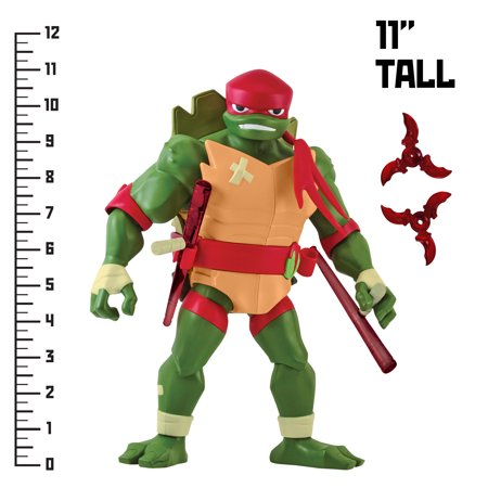 Rise of the Teenage Mutant Ninja Turtle Raphael Giant Figure - Ninja Turtle Crafts