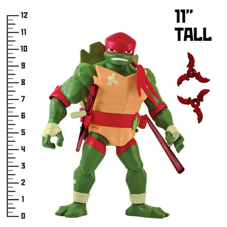 Rise of the Teenage Mutant Ninja Turtle Raphael Giant Figure](Nickelodeon Teenage Mutant Ninja Turtles Leonardo)