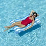 Blue Wave Blue Island Water Hammock Pool Float