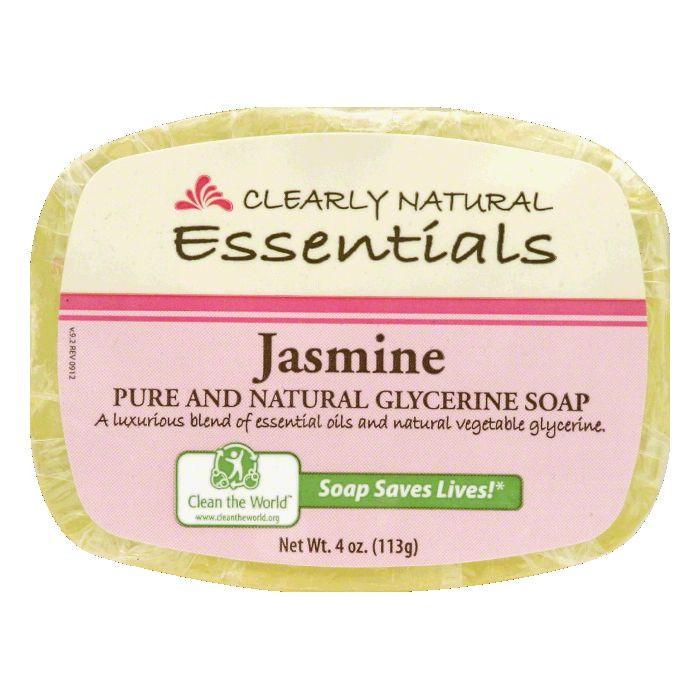 CLEARLY NATURAL SOAP BAR GLYC JASMINE