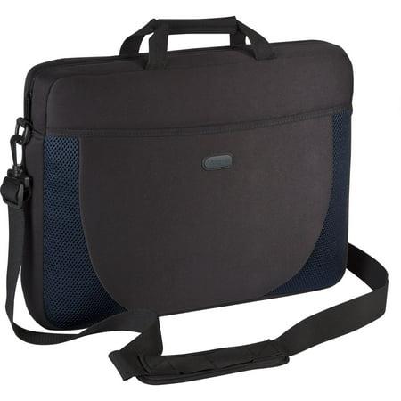 Targus 17u0022 Laptop Computer Slip Case, Black/Blue