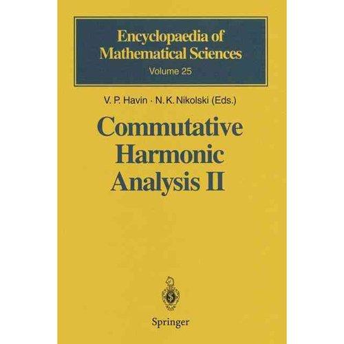 Commutative Harmonic Analysis II: Group Methods in Commutative Harmonic Analysis