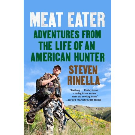 Meat Eater Mask (Meat Eater : Adventures from the Life of an American)