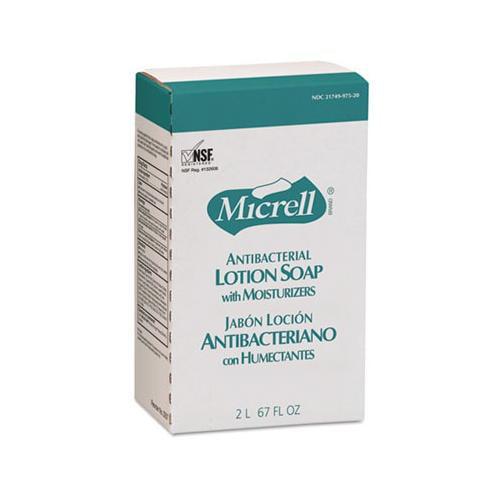 Antibacterial Lotion Soap, Amber, Nxt 2000 Ml Refill GOJ225704