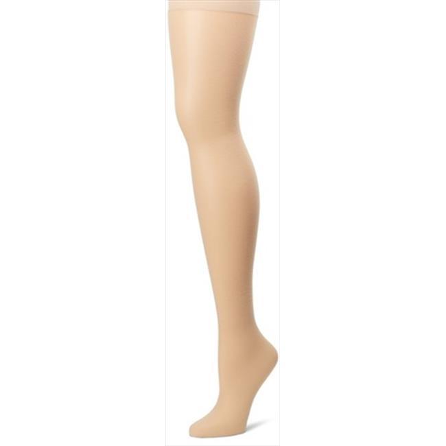 6798f25364c00 Hanes 00P16 Silk Reflections Plus Sheer Control Top Enhanced Toe Pantyhose  Size 4-5P, Skintone Travel Buff