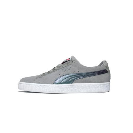 hot sale online 5b64e 38e8f Mens Puma x Jeff Staple Pigeon Suede Classic Frost Gray Georgia Peach
