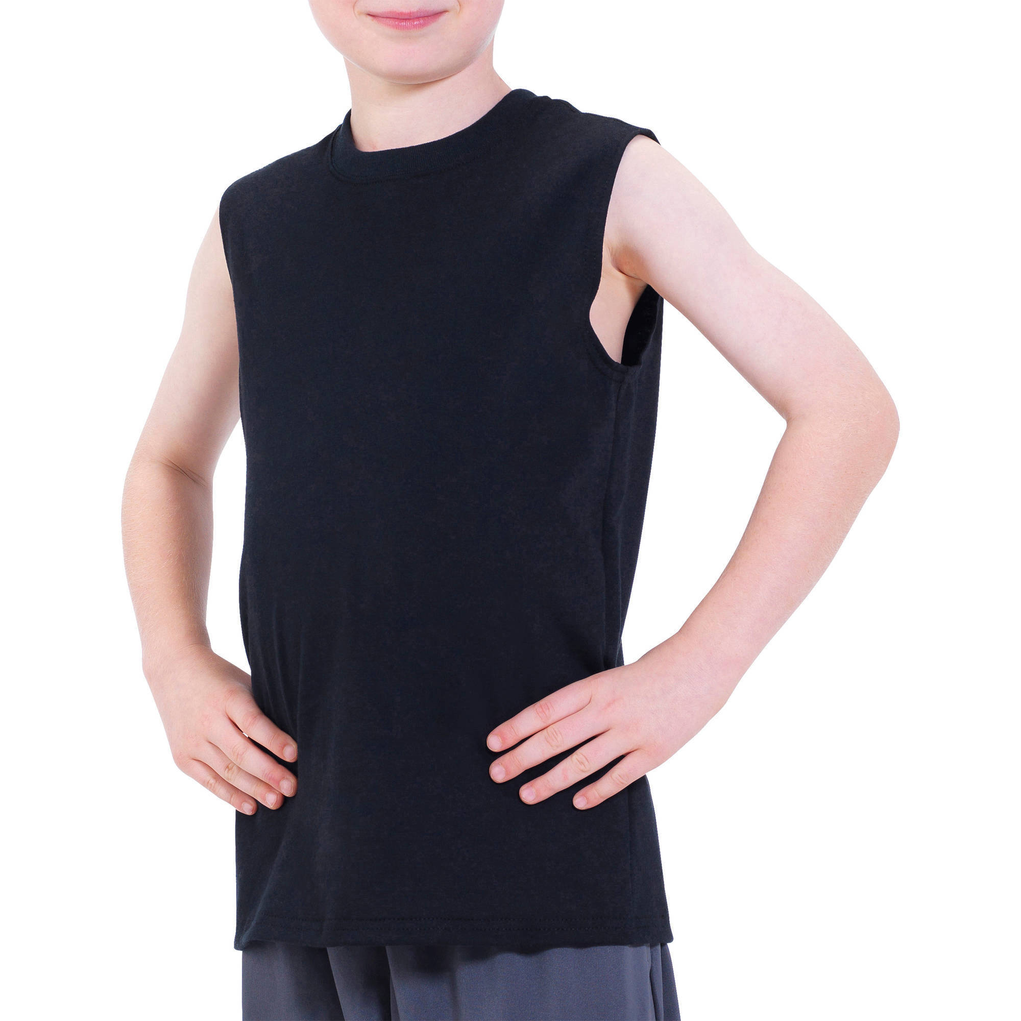 Fruit of the Loom Boys' Sleeveless Tee