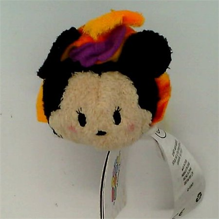Minnie Mouse Tsum Tsum Disney Collection Halloween 2017 - Halloween Central Park 2017
