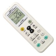 Universal Air Conditioner Remote Control Compact Air Condition Controller Low Power Consumption