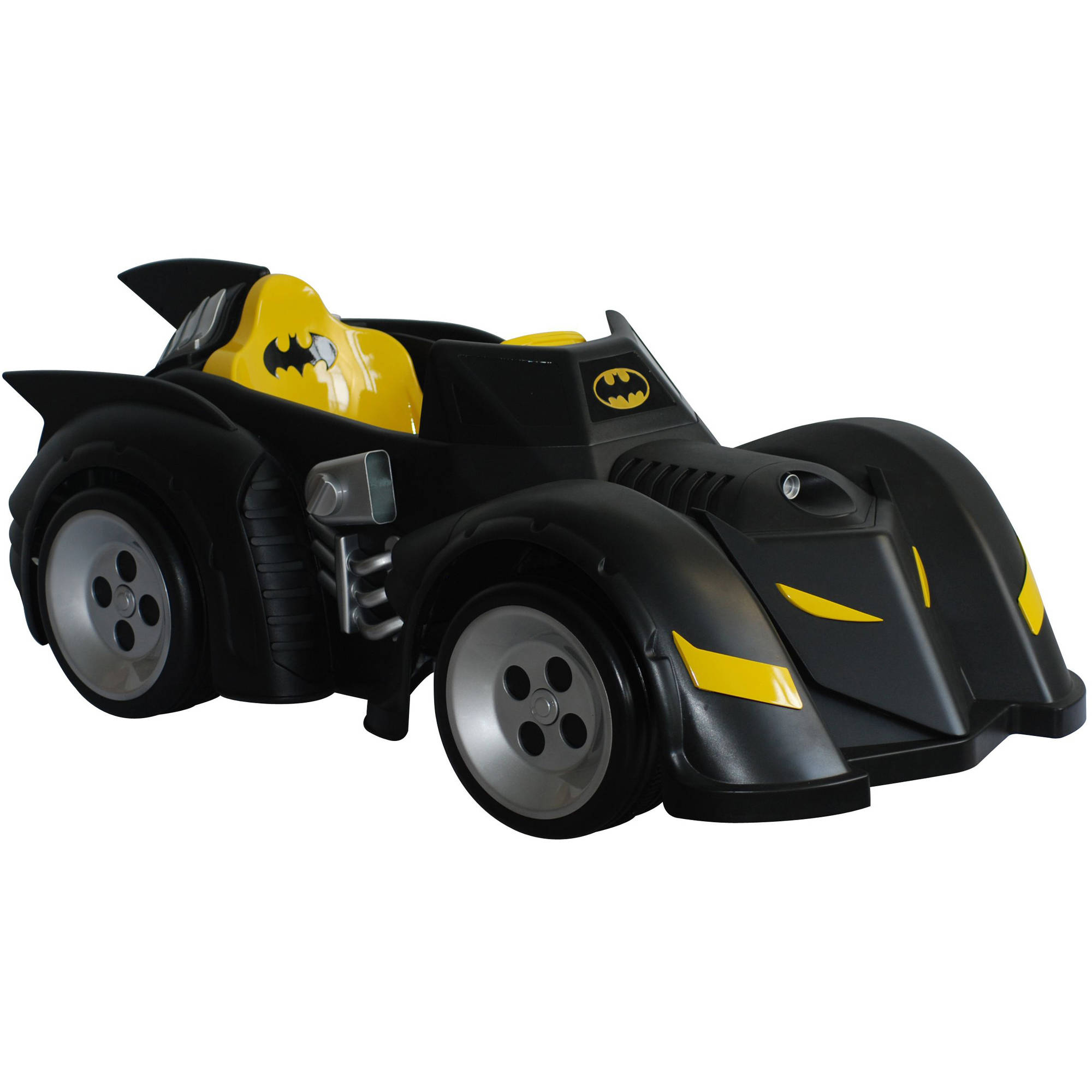 Batman Batmobile 6 Volt Battery Powered Ride On Walmart Com
