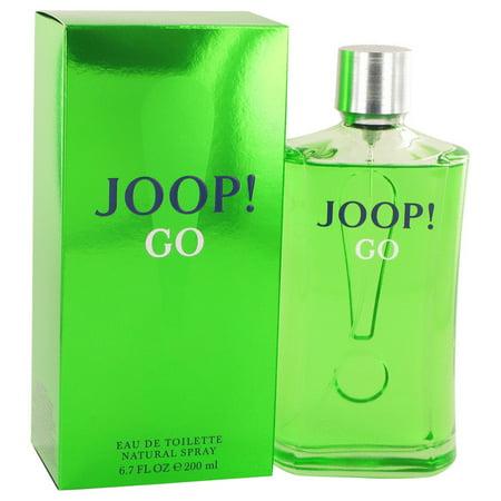 Joop! Joop Go Eau De Toilette Spray for Men 6.7 oz