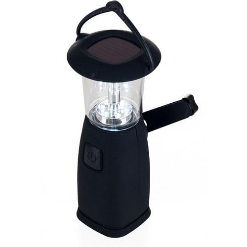 Whetstone 6-LED Solar and Dynamo Powered Camping Lantern