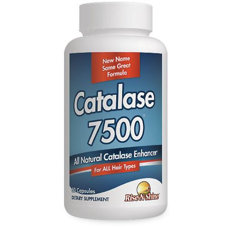 Catalase 7500 Hair Supplement Look & Feel Years Younger 60 (Bargain Supplements)