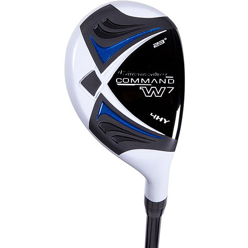 Pinemeadow Golf Command W7 Men's Hybrid 3, Right-Handed
